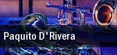 Paquito D'Rivera South Orange Performing Arts Center tickets