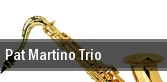 Pat Martino Trio tickets