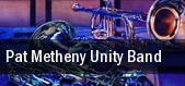 Pat Metheny Unity Band Mesa tickets