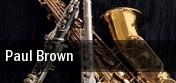 Paul Brown East Saint Louis tickets