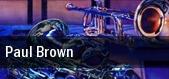 Paul Brown Roxy tickets
