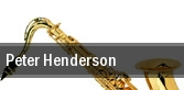 Peter Henderson Saint Louis tickets