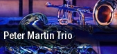 Peter Martin Trio tickets