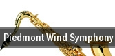 Piedmont Wind Symphony tickets