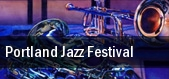 Portland Jazz Festival Newmark Theatre tickets