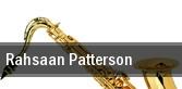 Rahsaan Patterson Alexandria tickets