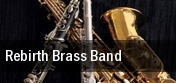 Rebirth Brass Band New York tickets