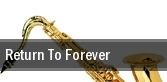 Return to Forever UC Davis tickets