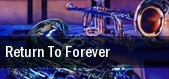 Return to Forever Warfield tickets