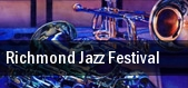 Richmond Jazz Festival Richmond tickets