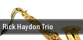 Rick Haydon Trio tickets