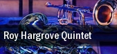 Roy Hargrove Quintet tickets