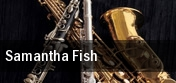Samantha Fish Kalamazoo tickets
