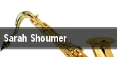 Sarah Shoumer tickets