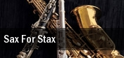 Sax for Stax tickets