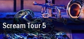 Scream Tour 5 Greensboro Coliseum Special Events Center tickets