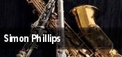 Simon Phillips tickets