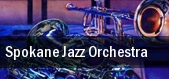 Spokane Jazz Orchestra Bing Crosby Theater tickets