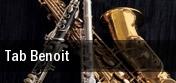 Tab Benoit Providence tickets
