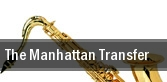 The Manhattan Transfer Fred Kavli Theatre tickets