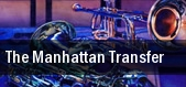 The Manhattan Transfer One World Theatre tickets