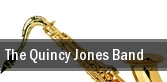 The Quincy jones Band tickets