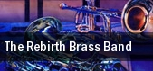 The Rebirth Brass Band New York tickets