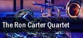 The Ron Carter Quartet Berklee Performance Center tickets