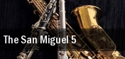The San Miguel 5 tickets