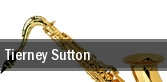 Tierney Sutton MCG Jazz Hall tickets