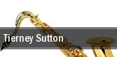 Tierney Sutton Pittsburgh tickets