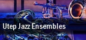 Utep Jazz Ensembles El Paso tickets