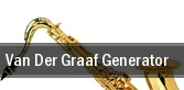 Van Der Graaf Generator tickets