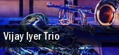 Vijay Iyer Trio tickets