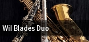 Wil Blades Duo Baltimore tickets