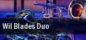 Wil Blades Duo Duling Hall tickets