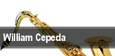 William Cepeda tickets