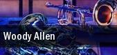 Woody Allen Arlene Schnitzer Concert Hall tickets