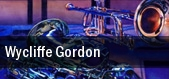 Wycliffe Gordon Augusta tickets
