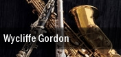 Wycliffe Gordon Bell Auditorium tickets