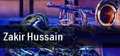 Zakir Hussain Ferguson Hall tickets