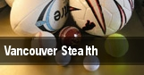 Vancouver Stealth tickets