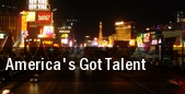America's Got Talent Harrah's Cherokee Resort Event Center tickets