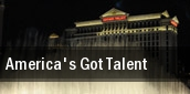 America's Got Talent Lowell Memorial Auditorium tickets