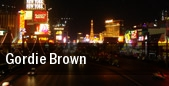 Gordie Brown Gordie Brown Theater tickets
