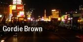 Gordie Brown Gordie Brown Theater tickets