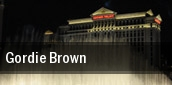 Gordie Brown tickets