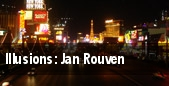 Illusions: Jan Rouven tickets