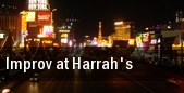 Improv at Harrah's tickets