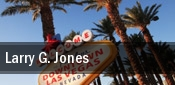 Larry G. Jones tickets